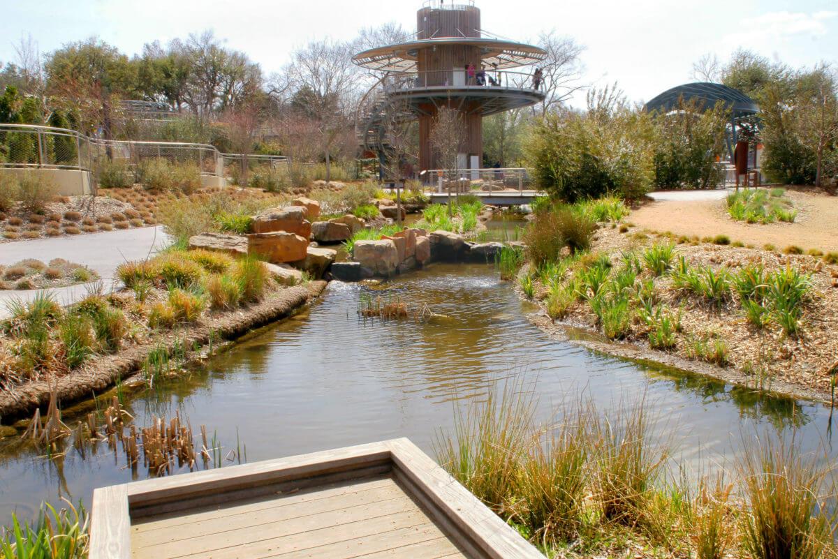 Dallas Arboretum Rory Meyers Children 39 S Adventure Garden Incon Trol Water Systems